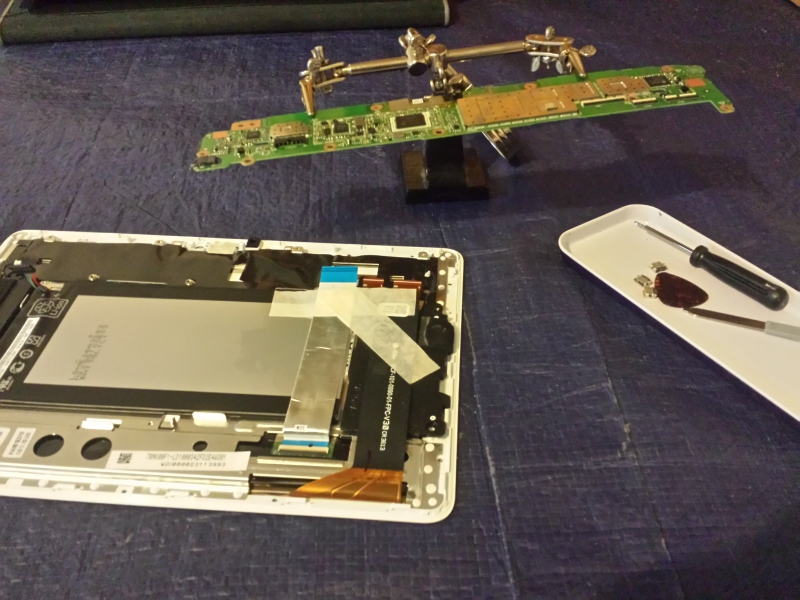 Tablet Mainboard