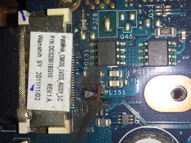 Resistor Damage